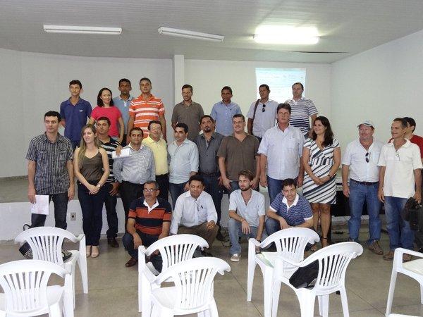 Novo Conselho da APA- Cantão