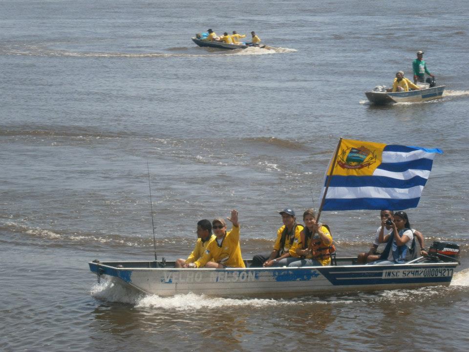 Rio Araguaia em Araguacema