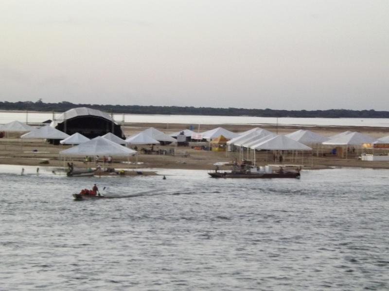 Araguacema Temporada de Praia 2013