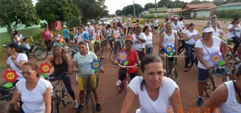 III Bicicletada das Mães Ecologicamente Corretas.