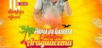 Abertura da temporada de praia Araguacema 2018 – Aviões do Forró