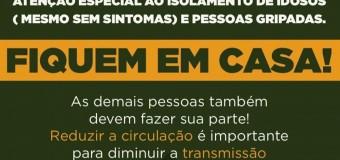 20/03/2020-FIQUE EM CASA