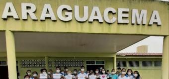 21/03/2020-PROFISSIONAIS DA SAÚDE FAZEM APELO AOS MORADORES DE ARAGUACEMA