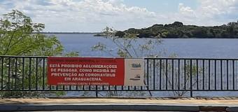 13/05/2020-SECRETARIA DE SAÚDE CONSCIENTIZA A POPULAÇÃO