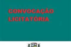 06/05/2020-CONVOCAÇÃO LICITATÓRIA