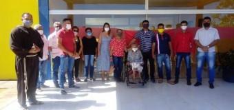 28/07/2020-Prefeitura de Araguacema comemora 101º aniversário da cidade com inauguração de obras