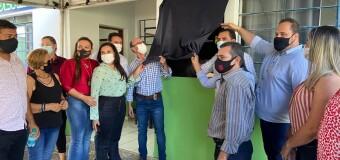 11.06.2021 Inauguração do Núcleo de Identificação de Araguacema