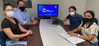 Prefeitura Municipal realiza reunião para fechamento de parceria com o SEBRAE