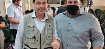 """Ação """"Fomento Recupera Turismo"""" é lançada pelo Governador Carlesse no Cantão, em Caseara"""
