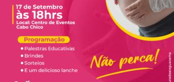 PRIMEIRO ENCONTRO DE GESTANTES