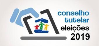 06/10/2019-Eleições Conselho Tutelar 2019