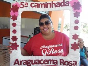 Enfermeira Adriane Cândido