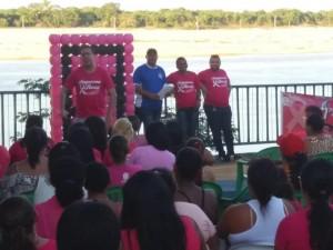 Dr Danilo Alencar ministra palestra sobre câncer de mama