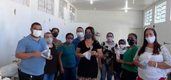 02/06/2020-PREFEITURA E SECRETARIA DE SAÚDE REALIZA AÇÃO CONTRA CORONAVÍRUS