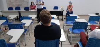 10/09/2020-SECRETARIA DE SAÚDE REALIZA REUNIÃO SOBRE ELEIÇÕES EM TEMPOS DE PANDEMIA