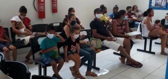 21/10/2020- SECRETARIA MUNICIPAL DE SAÚDE REALIZA ATENDIMENTO COM MÉDICOS ESPECIALIZADOS