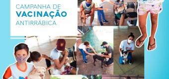 24.04.2021 PREFEITURA MUNICIPAL DE ARAGUACEMA, REALIZA VACINAÇÃO ANTIRRÁBICA