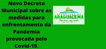 04.05.2021 Novo Decreto Municipal