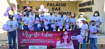 Caminhada de Conscientização contra a violência à mulher!!