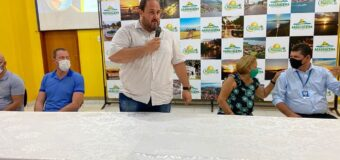 Evento de abertura e apresentação do Inventário da Oferta Turística