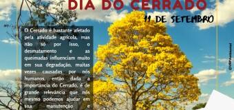 Prefeitura Municipal de Araguacema, Secretaria Municipal de Meio Ambiente e Turismo comemoram o Dia do Cerrado