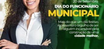 Dia do Funcionário Municipal