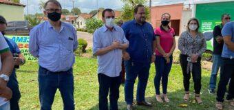 Deputado Issam Saado destina emendas para Araguacema