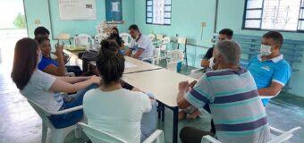 A Secretaria de Meio Ambiente juntamente com a Assessoria Ambiental VRP realizaram um dia cheio de programações