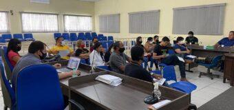Prefeitura realiza reunião para elaboração do PPA e Oficina de Planejamento Estratégico